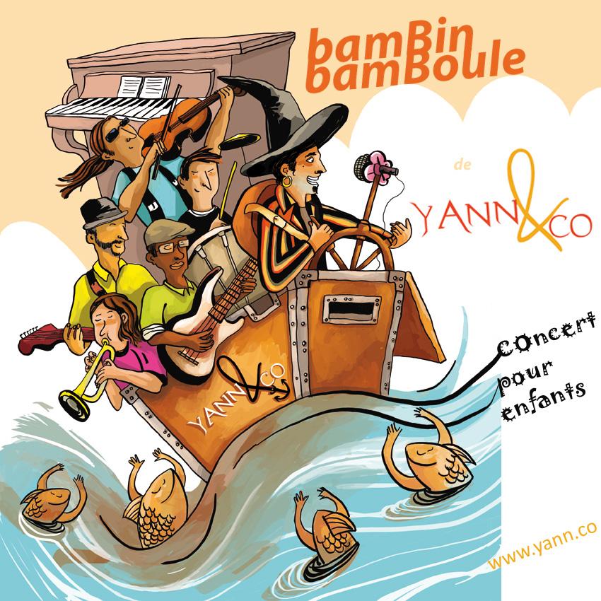 yann&co - bambinBamboule