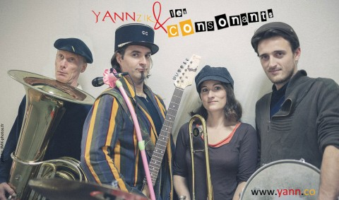 yannZik & les ConSonants 2015